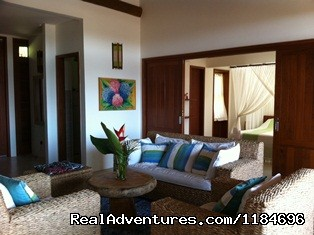 Living room - Brazil, Trancoso: apartment in golf condo at beach
