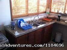 Kitchen - Brazil, Trancoso: apartment in golf condo at beach