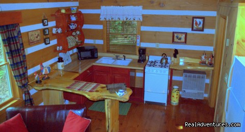 Log Cabin Vacation Rentals Great Smoky Mountain NC: