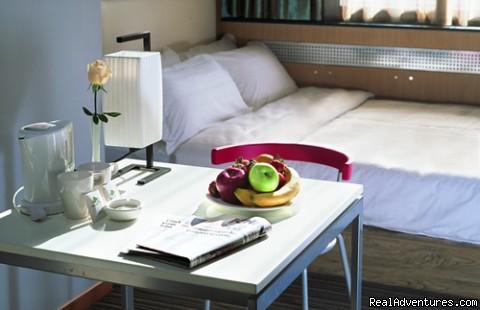 Characteristic Tatami Room - Shanshui Trends Hotel(Hangtian Bridge)