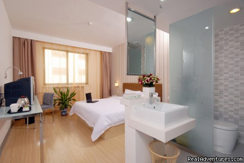 Shanshui Trends Hotel(Liuliqiao): Double Room