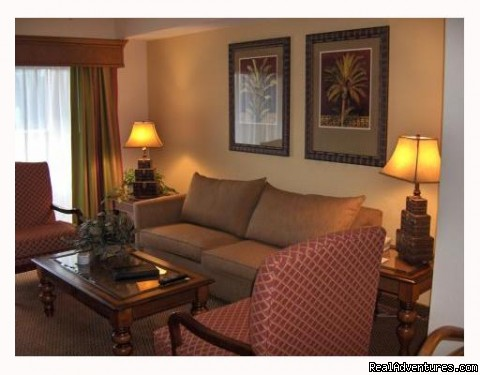 Living Room - Floridays Resort - BRAND NEW only 2 mi to Disney