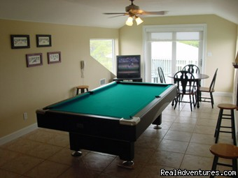 Recreation Room - Mariner: 4000+ Sq. Ft. Home, Pool, Game Room, Tri-