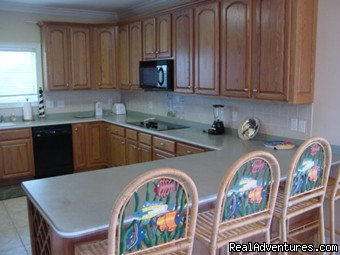 Kitchen - Mariner: 4000+ Sq. Ft. Home, Pool, Game Room, Tri-