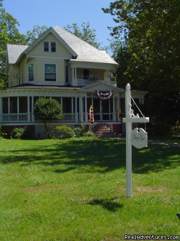 Marquis Manor Bed and Breakfast Eastern Shore, Maryland Bed & Breakfasts