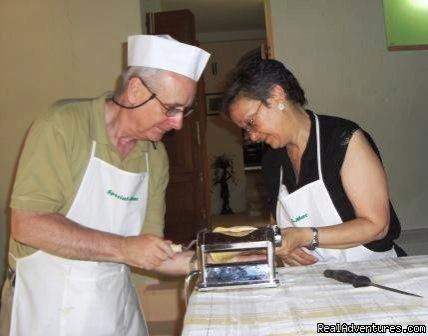 Cooking lessons | Image #6/17 | Learn Italian in Tuscany @ Il Sasso