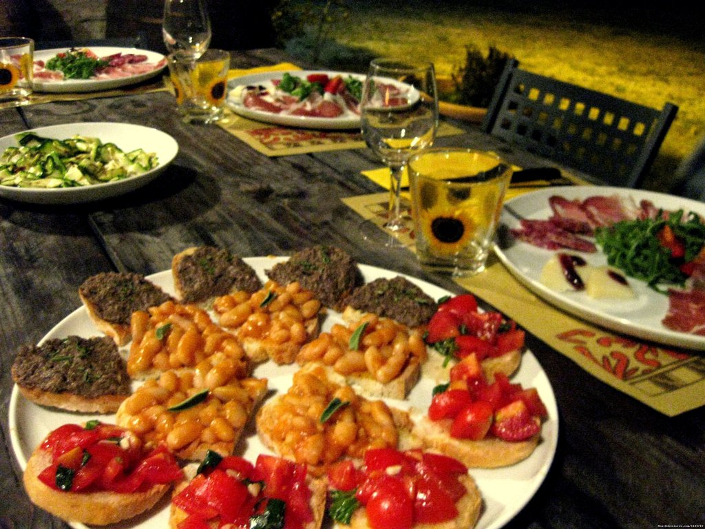 Tuscan food | Image #17/17 | Learn Italian in Tuscany @ Il Sasso
