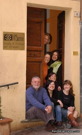 Staff (#16 of 26) - Learn Italian in Tuscany @ Il Sasso