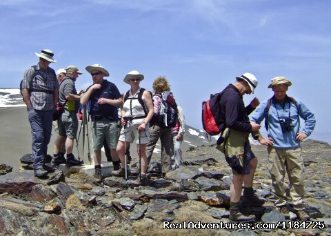 Guided Walking Tours in Sierra Nevada, Granada