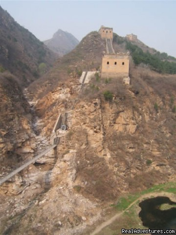 The Simatai Great Wall -- a real adventure tour