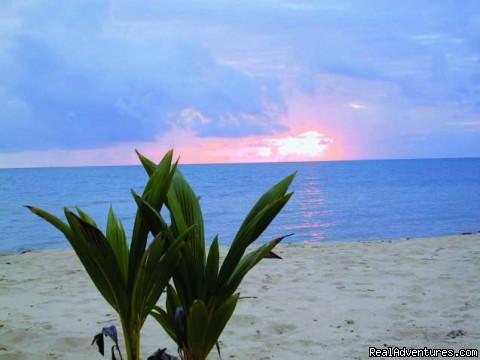Sunrise at Maya Beach-Hyde Park Community Beach (#2 of 8) - Treetop Retreat- An Elemental Belizean Experience!