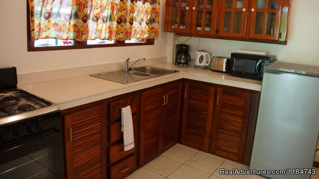 Bathroom - Jemas apartment Tobago
