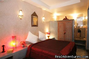Bedroom L'Orientale | Image #2/12 | Exclusive Riad Rental In Marrakesh Morocco
