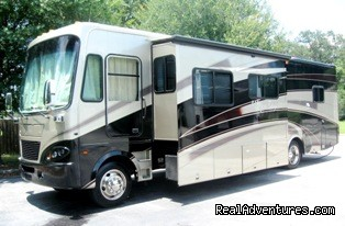 Image #4 of 15 - Florida's ONLY All INCLUSIVE RV Rental Company!