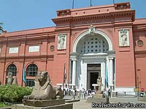 The Egyptian Museum - Egypt Vacations & Egypt Travel