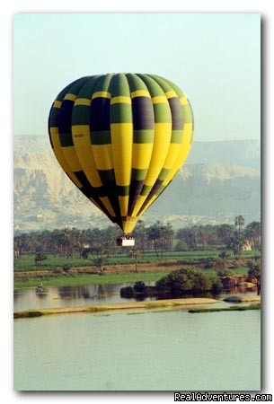 Hot Balloon Trip - Egypt Vacations & Egypt Travel