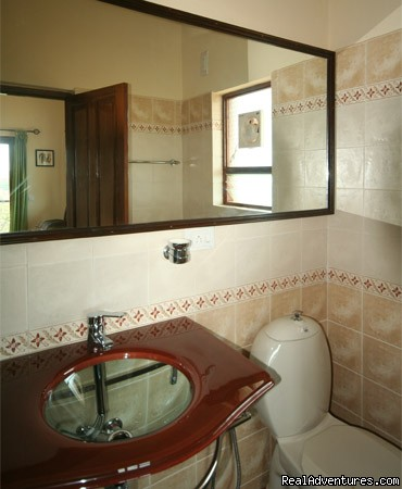 Master Bathroom partial view - 4 bed/ 4bath Luxury Apartment with panoramic Views