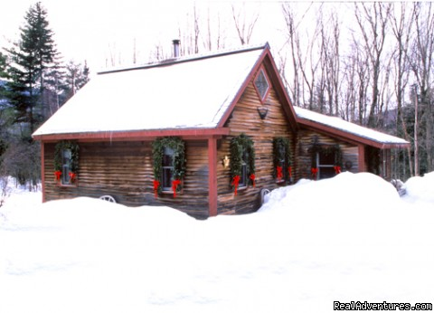 Stowe Vacation Rentals: Goldlocks: Stowe Cabin Rental