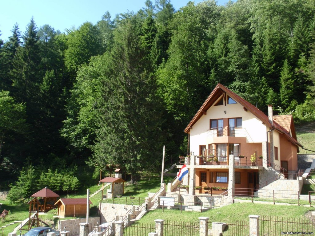 Garden and playground | Image #8/23 | Villa Casa Olandeza Brasov mountain holiday house