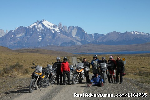 Image #4 of 18 - Patagonia Backroads Motorcycle Tour and Rental