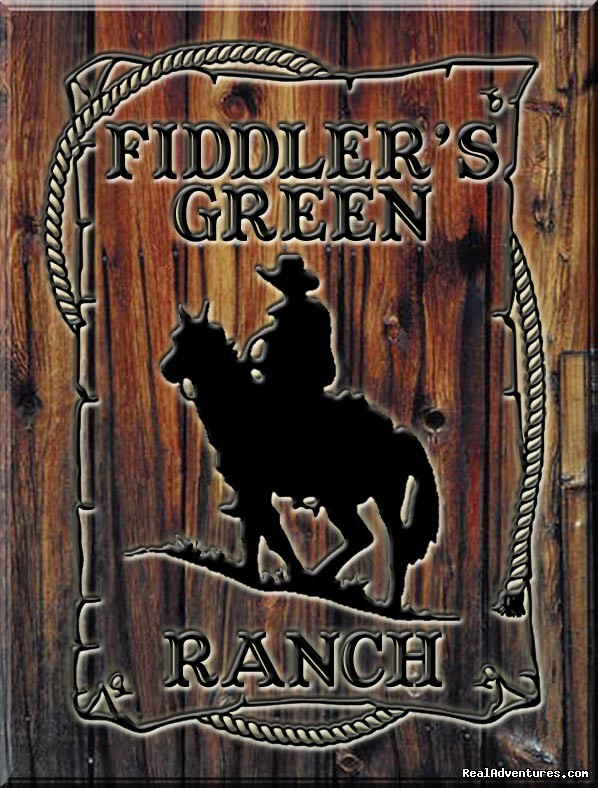 Fiddler's Green Ranch Logo | Image #1/18 | Altoona, Florida  | Vacation Rentals | Unique Horse & Nature Resort in Ocala, FL