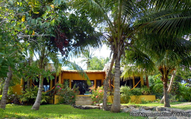 Romantic Tropical Getaway,Casa Estrella de Bacalar Vacation Rentals Bacalar, Mexico