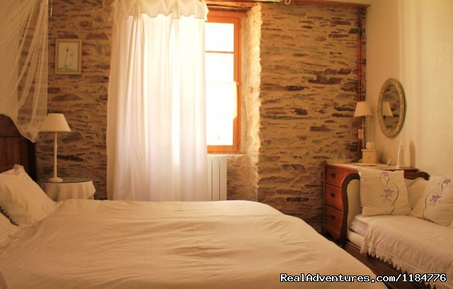 La Chambre Orchidee (16sqm) Sleeps 1-3 - There is a little bit of magic in the Cabardes