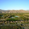 Palm Springs Golf Courses from Above