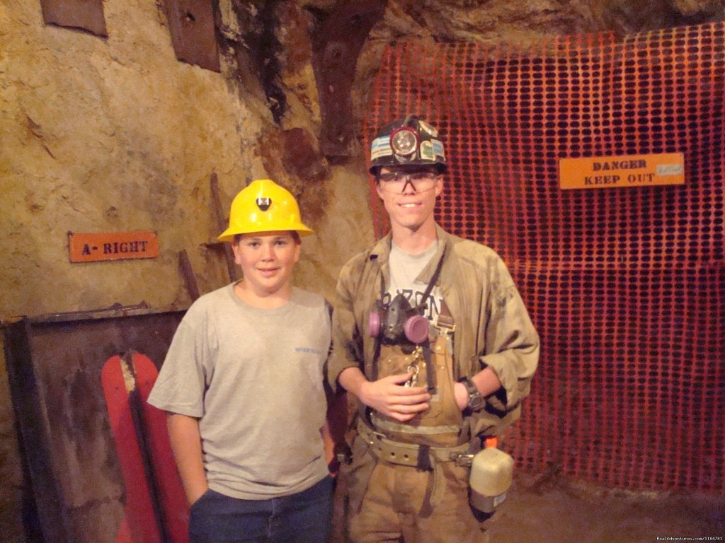 Take A Guided Tour At Edgar Mine | Image #18/24 | Mt Evans Cabin, Hot Springs & Historic Town