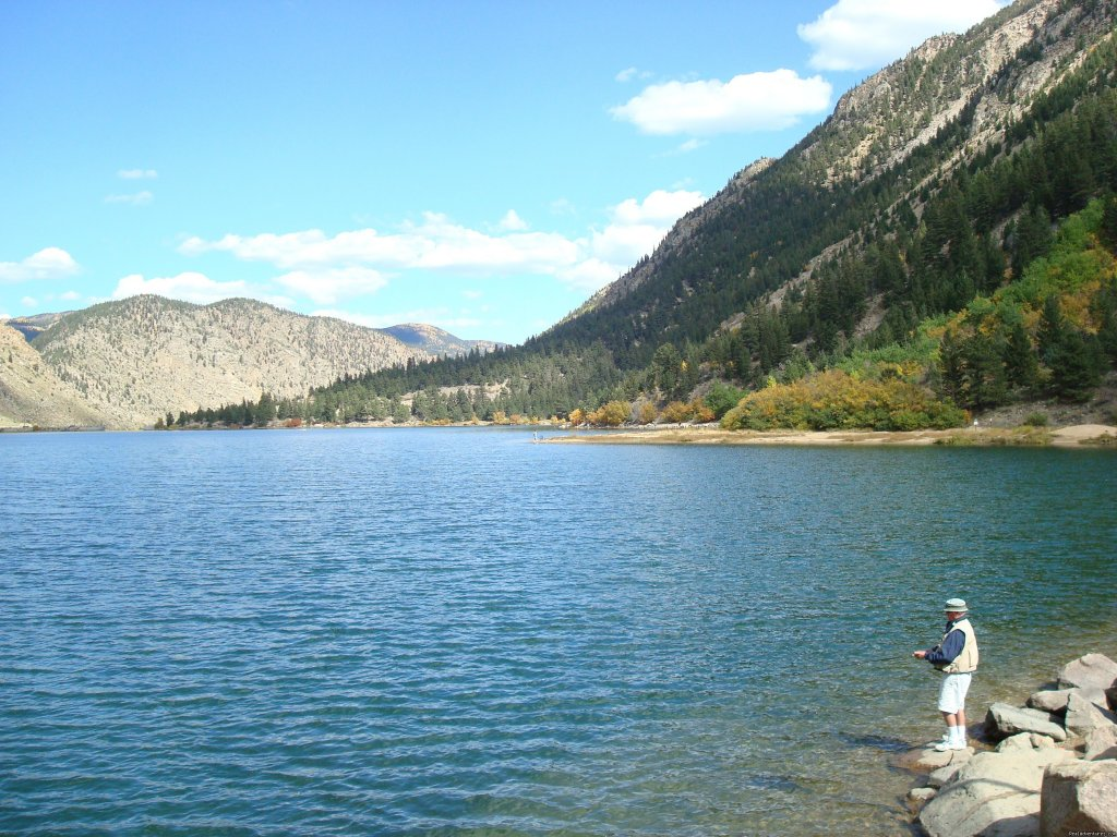 A Lot Of Beautiful Mountain Lakes Around | Image #22/24 | Mt Evans Cabin, Hot Springs & Historic Town