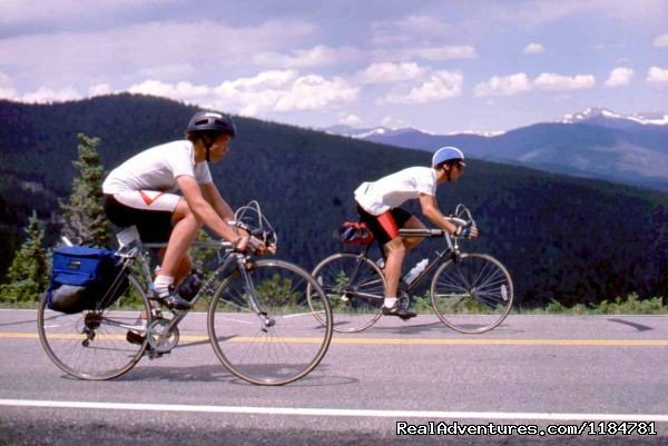 Tons Of Biking Trails | Image #21/24 | Mt Evans Cabin, Hot Springs & Historic Town