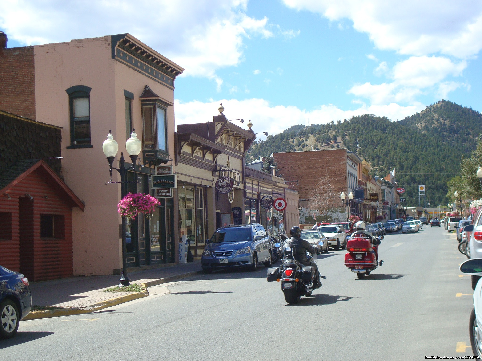 Historic Disrict Of Idaho Springs, Colorado