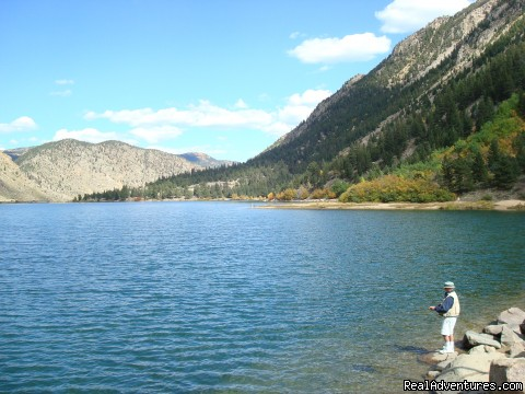 A Lot Of Beautiful Mountain Lakes Around (#24 of 26) - Mt Evans Cabin, Hot Springs & Historic Town