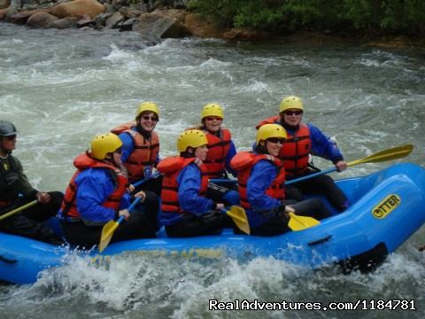 Great White Water Rafting On Clear Creek (#21 of 26) - Mt Evans Cabin, Hot Springs & Historic Town
