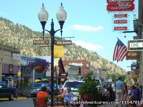 Historic District Of Idaho Springs (#14 of 26) - Mt Evans Cabin, Hot Springs & Historic Town