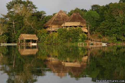 Adventure and Ecotourism At  Finest Amazon Lodge