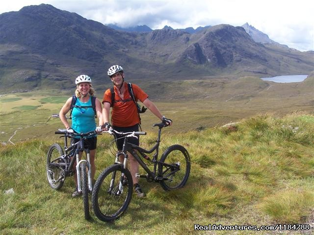Mountain Biking and Cycling Holidays in the UK