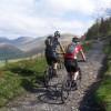Mountain Bike in the English Lake District