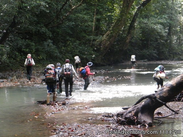 Cross Borneo - Borneo Tour Guide