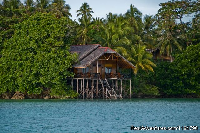Nabucco Island Resort - Borneo Tour Guide