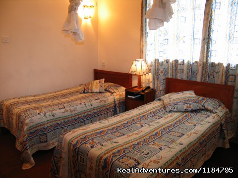 - Clean Simple Budget Accommodation