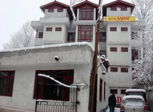 Exotic Vacation at Hotel Sadaf. Srinagar, India Bed & Breakfasts
