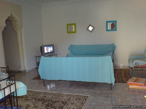 Rent villa at sousse in tunisia