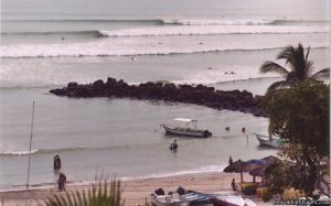 All inclusive surf and get away packages Punta Mita, Mexico Surfing
