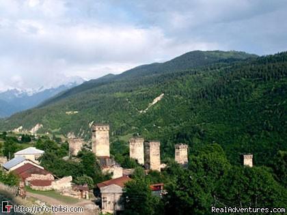 Caucasus Tour Operator, Info-Tbilisi Travel Svaneti, Georgia, Caucasus