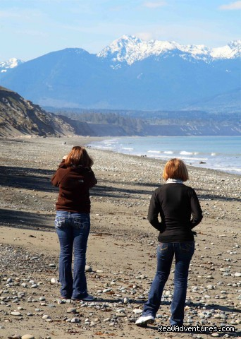 Escapists on Dungeness Spit, Olympic Peninsula - Authentic NW Nature, Wildlife, Wine & Active tours