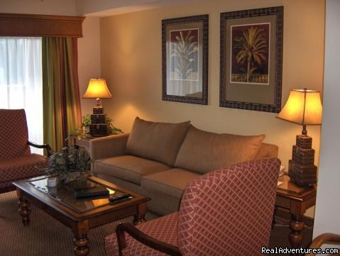 Living Area (#2 of 9) - Floridays Resort Orlando