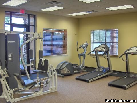Gym (#3 of 9) - Floridays Resort Orlando