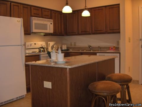 Kitchen - Floridays Resort Orlando