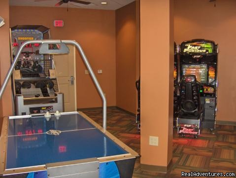 Game Room - Floridays Resort Orlando